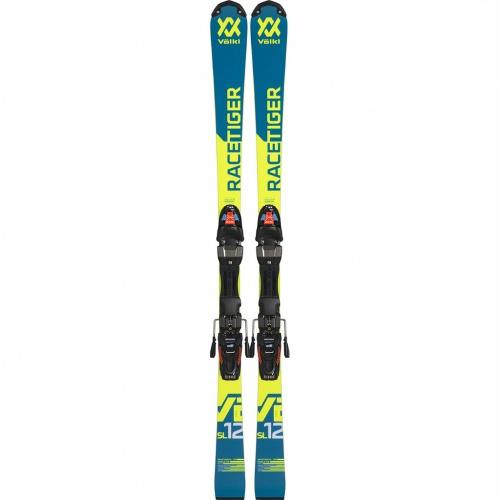 Ski - Volkl Racetiger SL R Jr + Race 8   ski