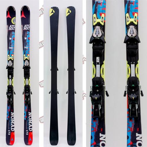 - Atomic Nomad Temper TI | ski-sh