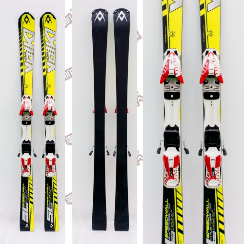 - Volkl Racetiger Speewall SL JR | test-ski