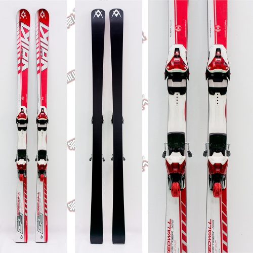 - Volkl Racetiger Speedwall WC GS JR | Test-ski