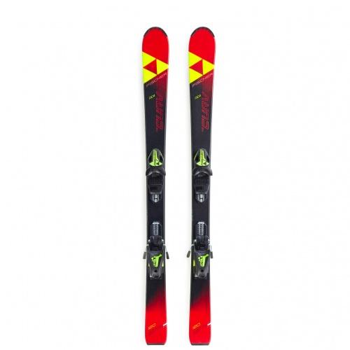 Ski - Fischer The Curv Jr + FJ4 AC | Ski