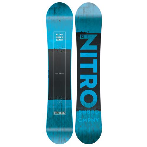 Boards - Nitro  The Prime Blue Wide | snowboard
