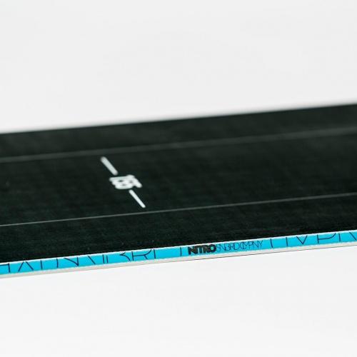 Boards -  nitro  The Prime Blue Wide