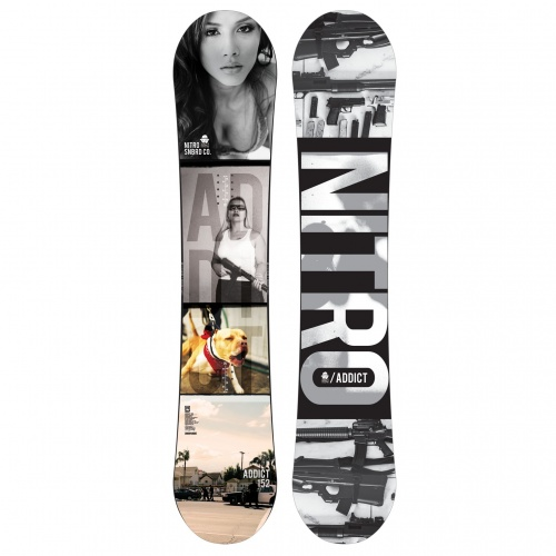 Boards - Nitro ADDICT | snowboard