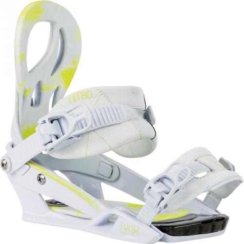 Snowboard Bindings - Nitro Lynx | snowboard