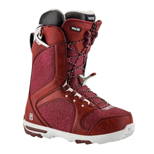 Snowboard Boots - Nitro Monarch TLS  | snowboard