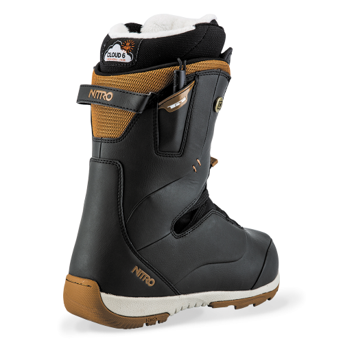 Snowboard Boots - Nitro The Crown TLS | snowboard