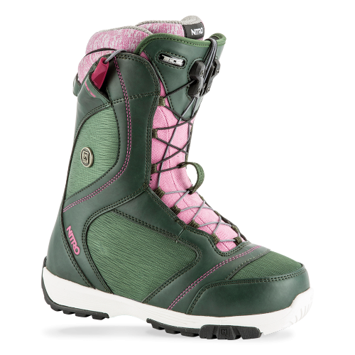 Snowboard Boots - Nitro The Monarch TLS | snowboard