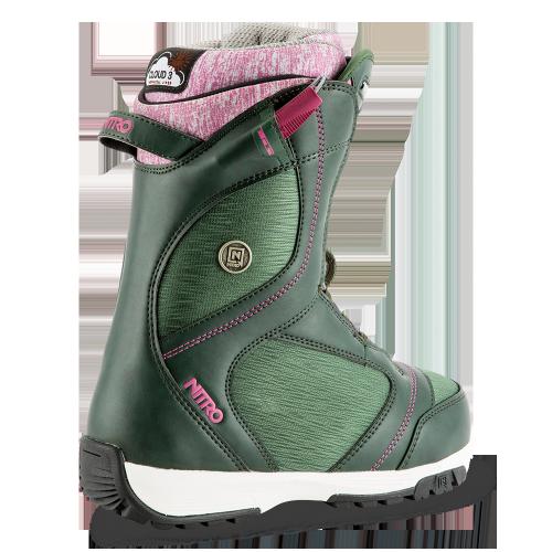 Snowboard Boots -  nitro The Monarch TLS