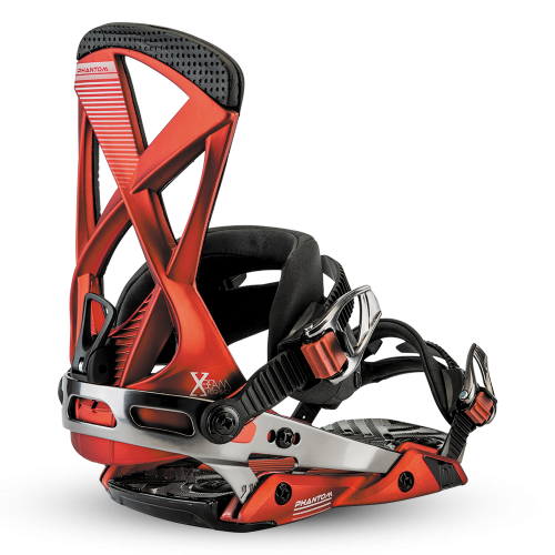 Snowboard Bindings - Nitro The Phantom | snowboard