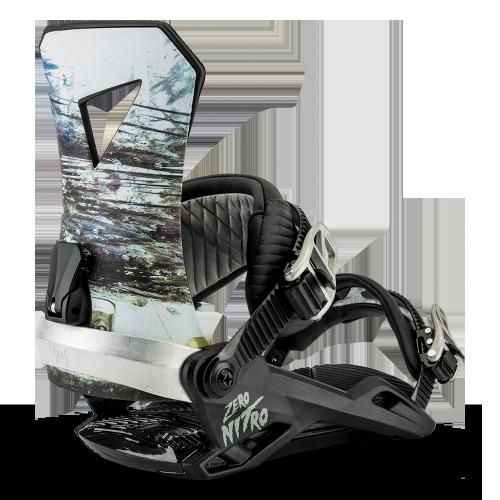 Snowboard Bindings - Nitro The Zero | snowboard